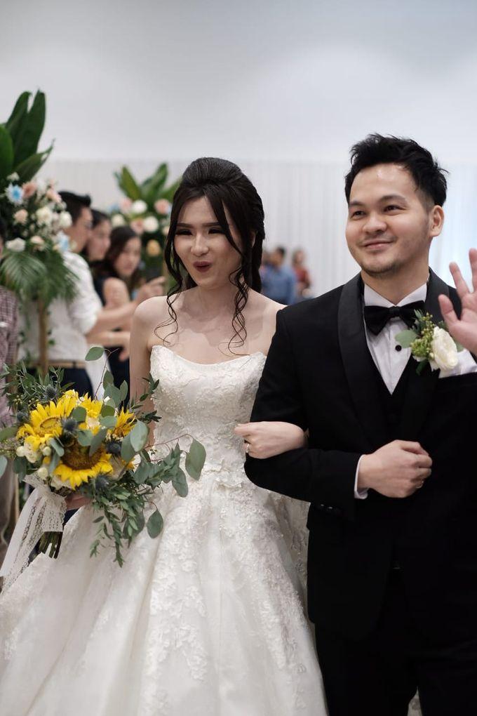 Kiki & Candy  Wedding Day by Elina Wang Bridal - 003