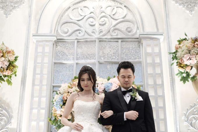 Kiki & Candy  Wedding Day by Elina Wang Bridal - 007