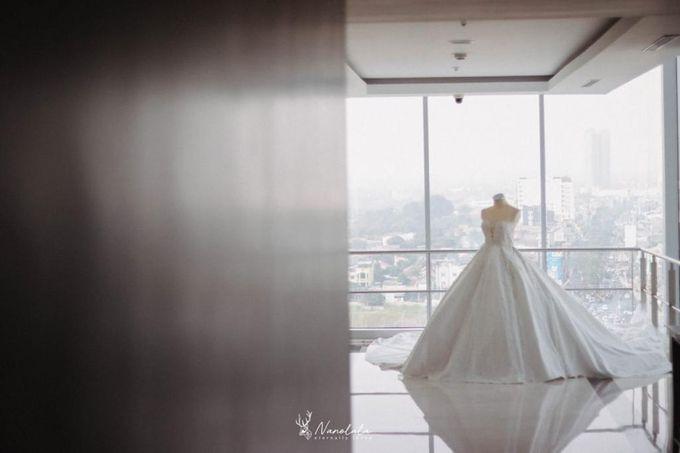 Deni and Mellisa Wedding by Florencia Augustine - 001