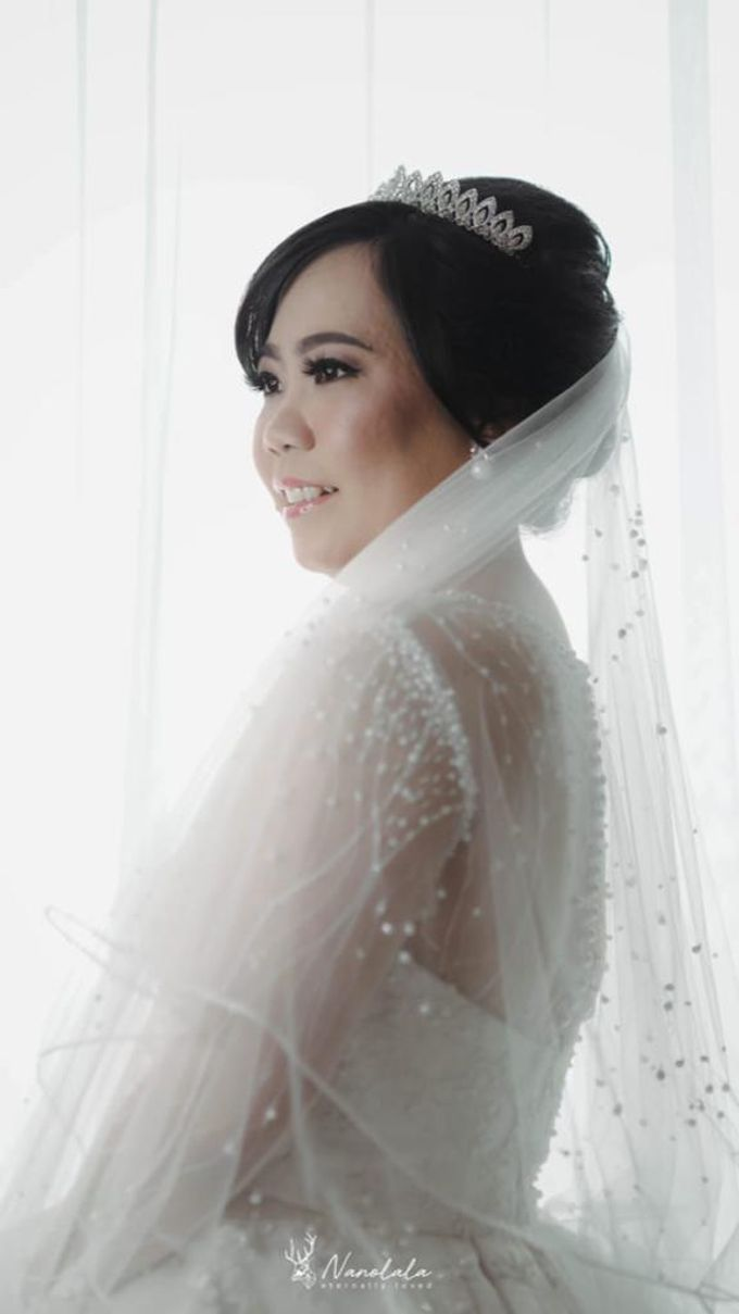 Deni and Mellisa Wedding by Florencia Augustine - 002