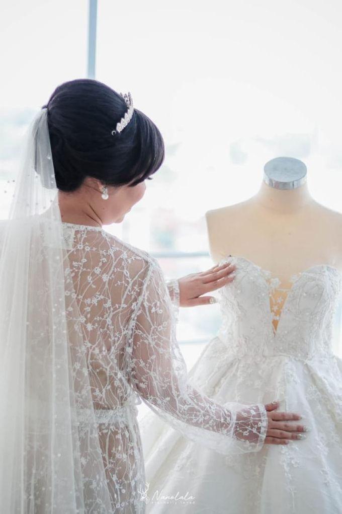 Deni and Mellisa Wedding by Florencia Augustine - 003