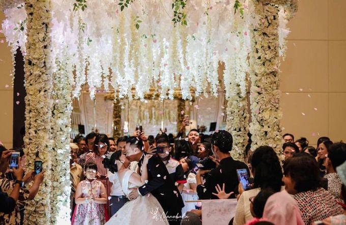 Deni and Mellisa Wedding by Florencia Augustine - 004
