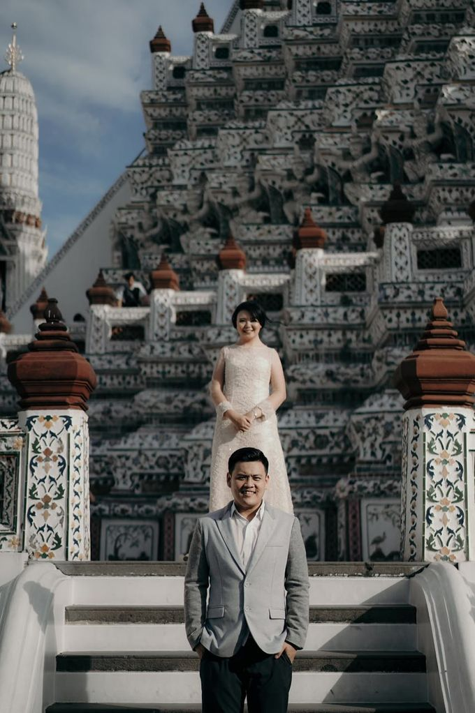 Thailand prewedding by Florencia Augustine - 001