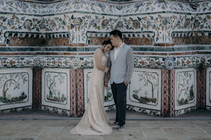 Thailand prewedding by Florencia Augustine - 002