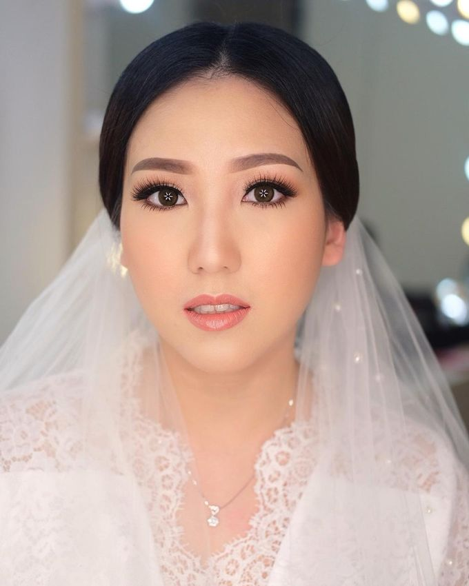 The Wedding by Vanny Adelina by VA Make Up Artist - 006