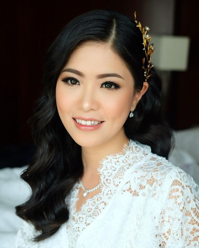 The Wedding by Vanny Adelina by VA Make Up Artist - 012