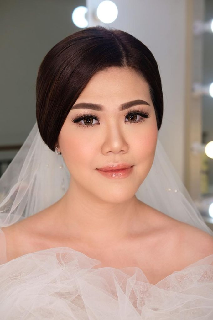 The Wedding by Vanny Adelina by VA Make Up Artist - 005
