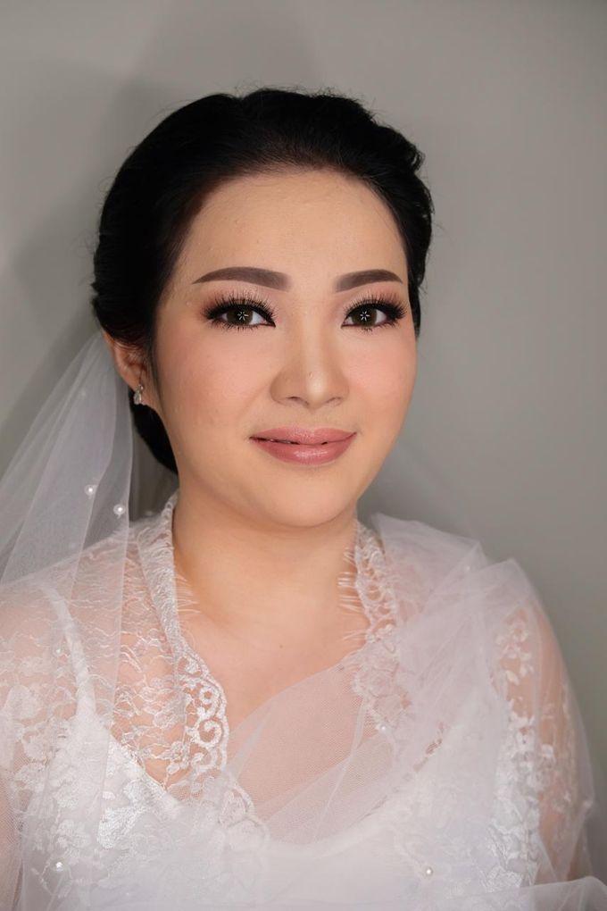 The Wedding by Vanny Adelina by VA Make Up Artist - 013