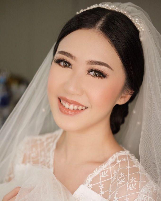 The Wedding by Shelvy Koe by VA Make Up Artist - 002
