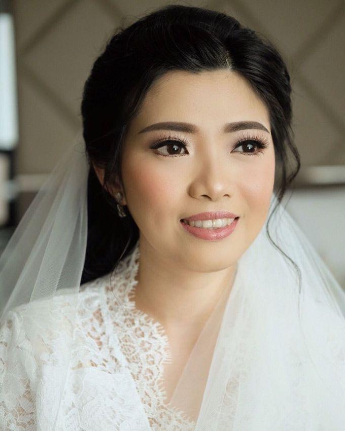 The Wedding by Shelvy Koe by VA Make Up Artist - 003