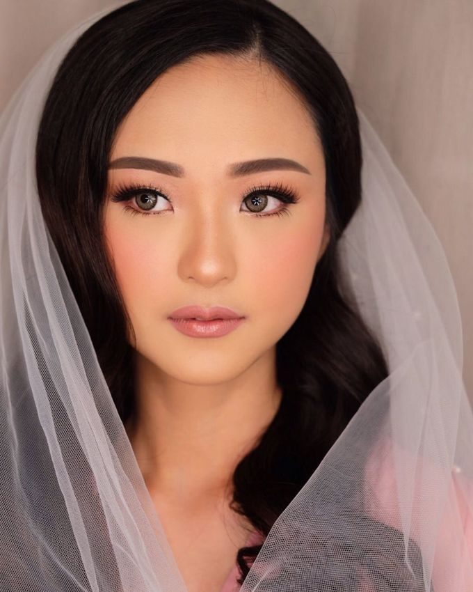 The Wedding by Shelvy Koe by VA Make Up Artist - 004