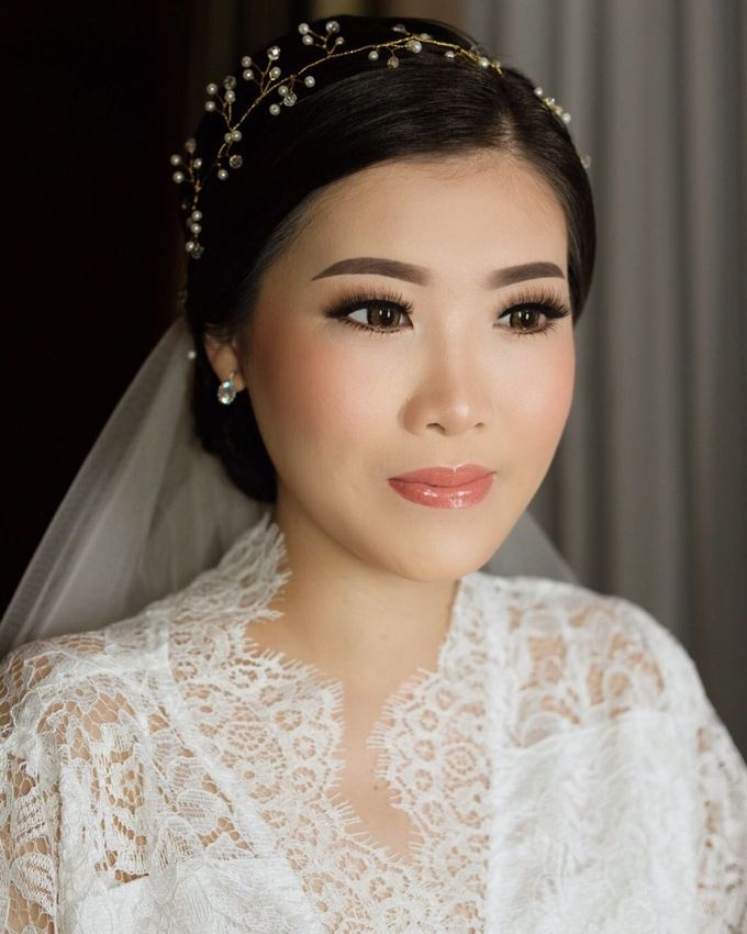 The Wedding by Shelvy Koe by VA Make Up Artist - 004