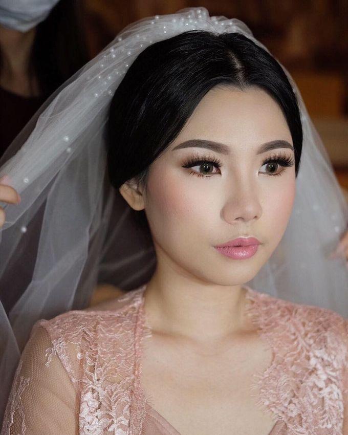The Wedding by Shelvy Koe by VA Make Up Artist - 007