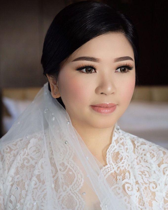 The Wedding by Shelvy Koe by VA Make Up Artist - 008
