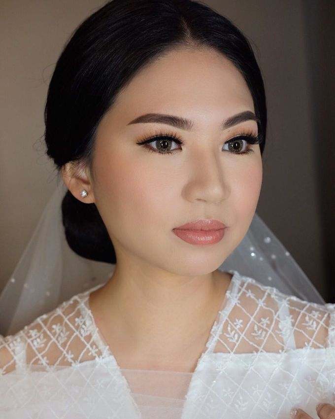 The Wedding by Shelvy Koe by VA Make Up Artist - 005