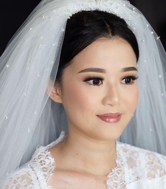 The Wedding by Shelvy Koe by VA Make Up Artist - 010