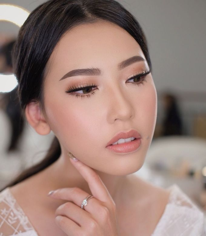 The Wedding by Shelvy Koe by VA Make Up Artist - 006