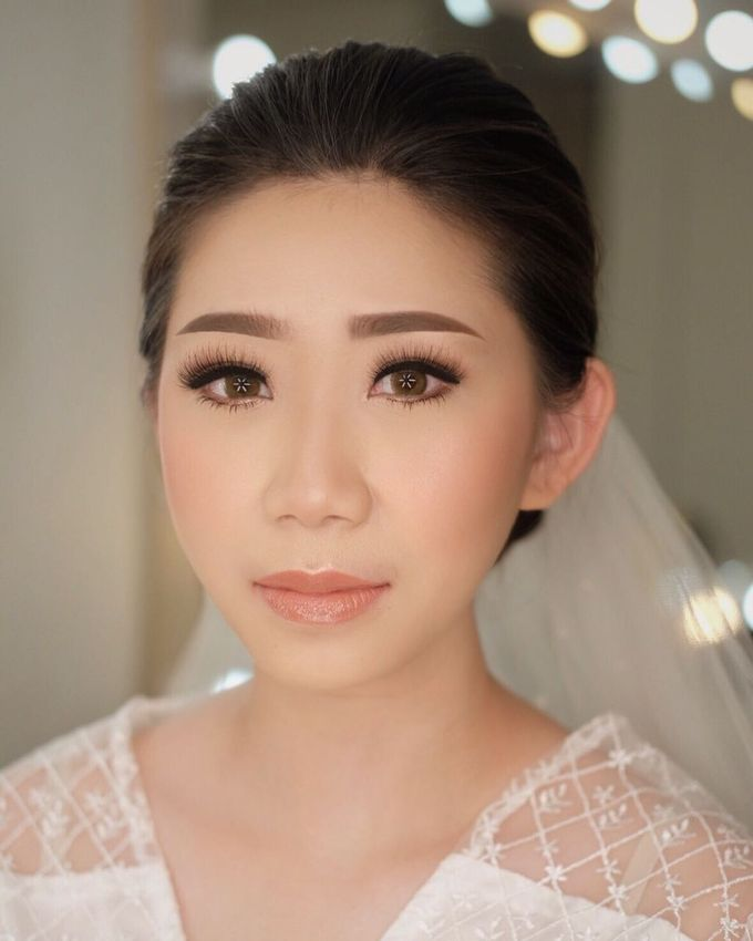 The Wedding by Shelvy Koe by VA Make Up Artist - 014