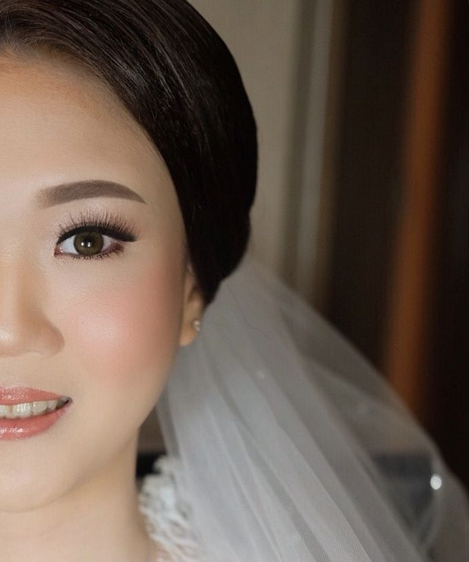 The Wedding by Shelvy Koe by VA Make Up Artist - 007
