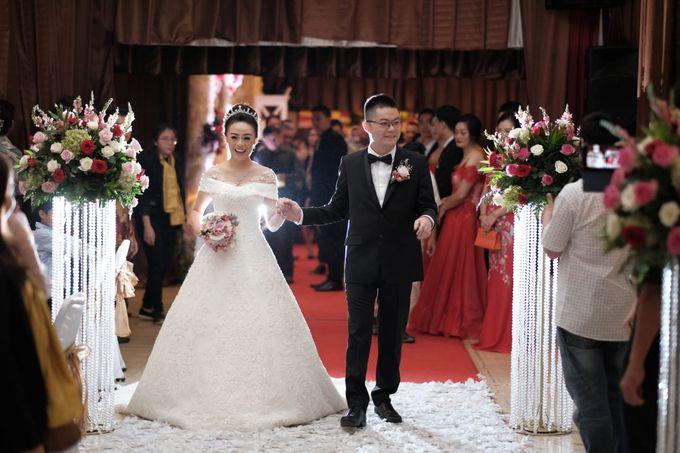 Holiday Inn Kemayoran - Andre & Liana 2 by Impressions Wedding Organizer - 013