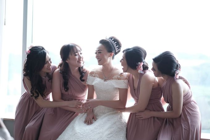 Holiday Inn Kemayoran - Andre & Liana 2 by Impressions Wedding Organizer - 014