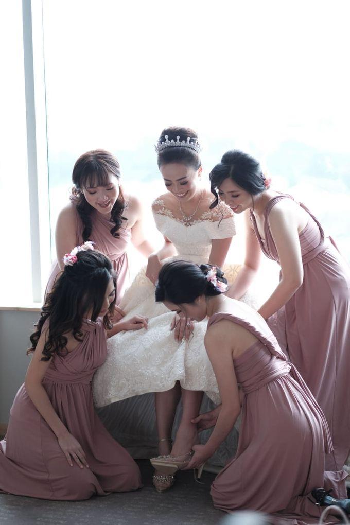 Holiday Inn Kemayoran - Andre & Liana 2 by Impressions Wedding Organizer - 010