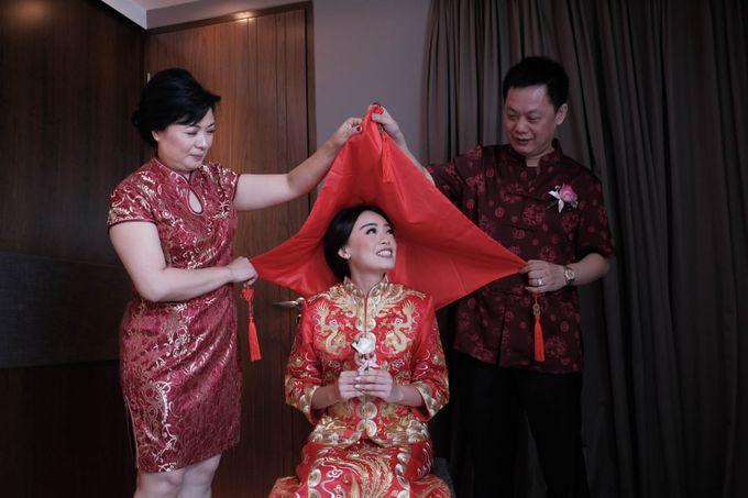 Holiday Inn Kemayoran - Andre & Liana 2 by Impressions Wedding Organizer - 003