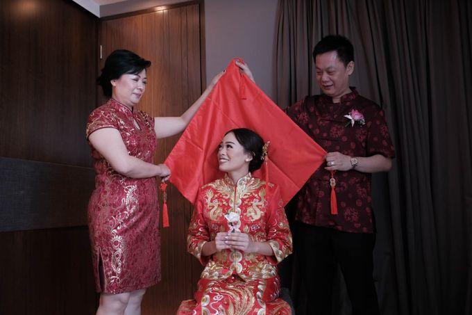Holiday Inn Kemayoran - Andre & Liana 2 by Impressions Wedding Organizer - 005