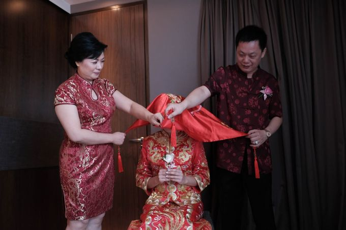 Holiday Inn Kemayoran - Andre & Liana 2 by Impressions Wedding Organizer - 004