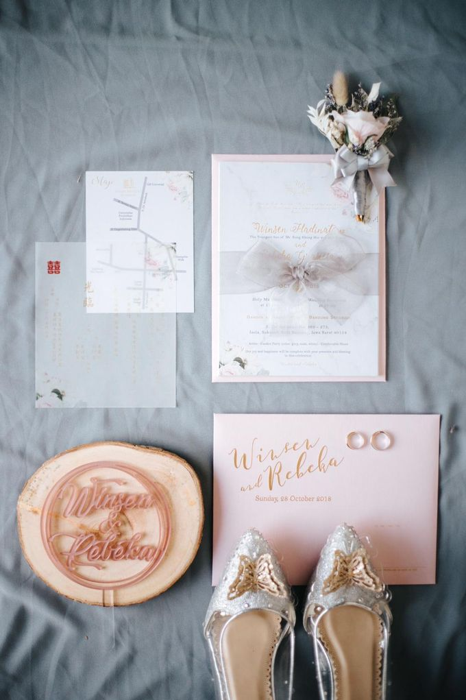 The Wedding of Winsen & Rebeka by TurquoiSe Organizer - 002