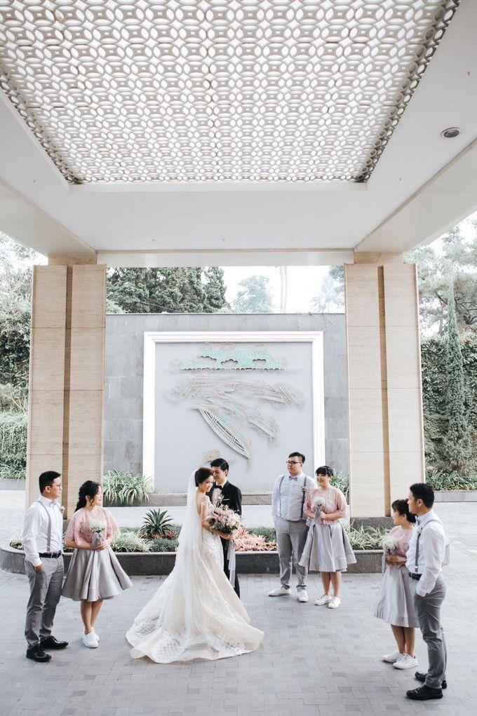 The Wedding of Winsen & Rebeka by Grand Mercure Bandung Setiabudi - 031