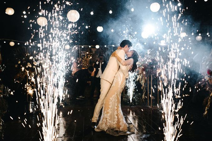 The Wedding of Winsen & Rebeka by Grand Mercure Bandung Setiabudi - 035