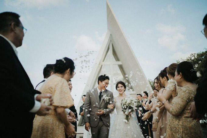 Wedding of Wina and Julius by Conrad Bali - 002