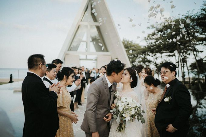 Wedding of Wina and Julius by Conrad Bali - 014