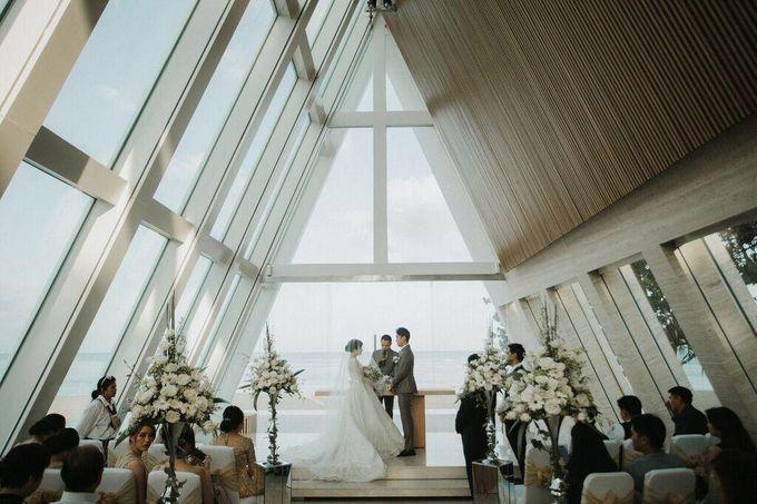 Wedding of Wina and Julius by Conrad Bali - 025