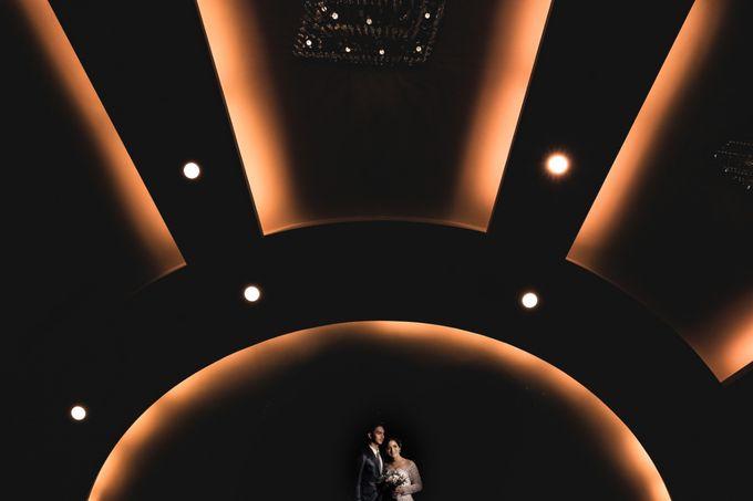 Dilan & Chilla Rustic Wedding by Simple Wedding Organizer - 005