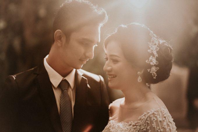 Dilan & Chilla Rustic Wedding by Simple Wedding Organizer - 007