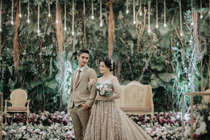Dilan & Chilla Rustic Wedding by Simple Wedding Organizer - 003