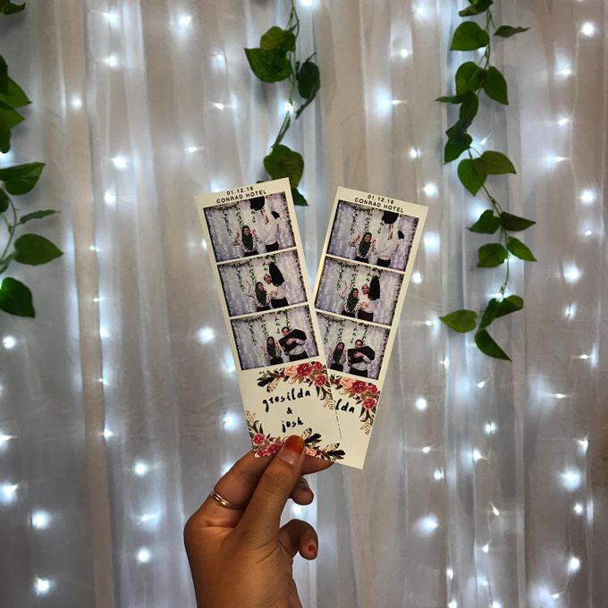 Photo Booth - Instant Prints @ Conrad Hotel by OneTwoThree Snap Studio - 001
