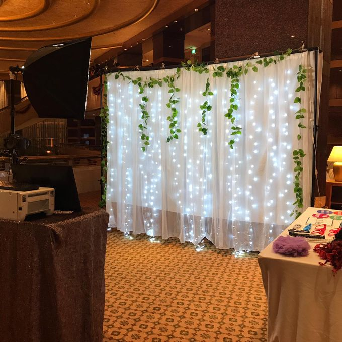 Photo Booth - Instant Prints @ Conrad Hotel by OneTwoThree Snap Studio - 002