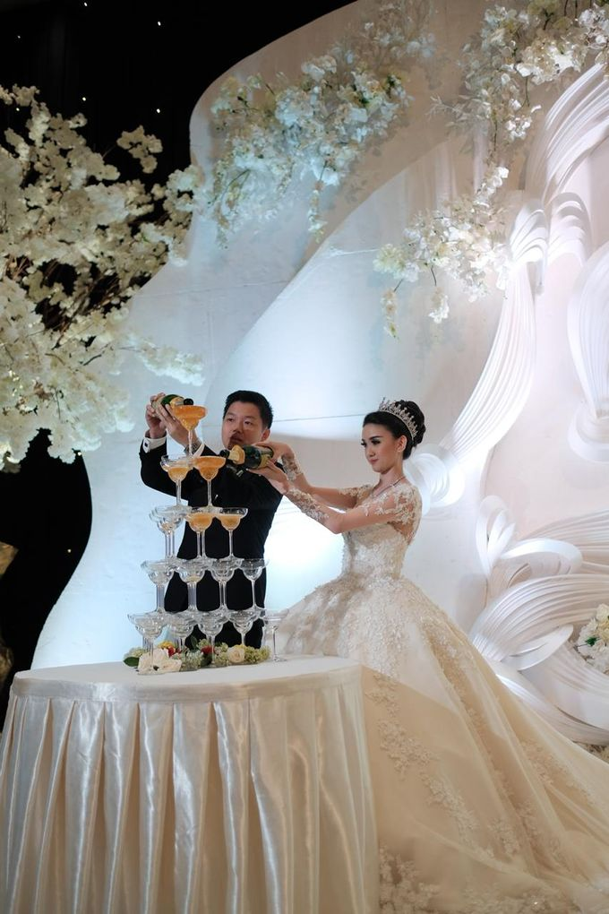 Lincoln & Yonie by Fairmont Jakarta - 004