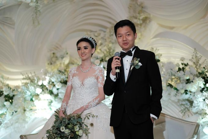 Lincoln & Yonie by Fairmont Jakarta - 005