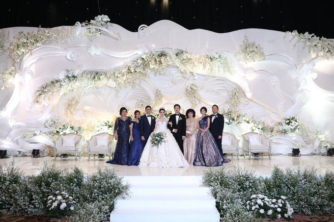 Lincoln & Yonie by Fairmont Jakarta - 006