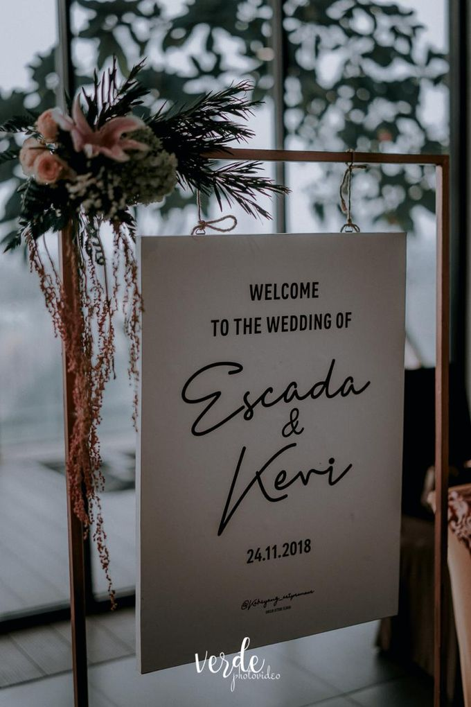 The Wedding Escada & Kevi 24 Nov 2018 by AVIARY Bintaro - 006