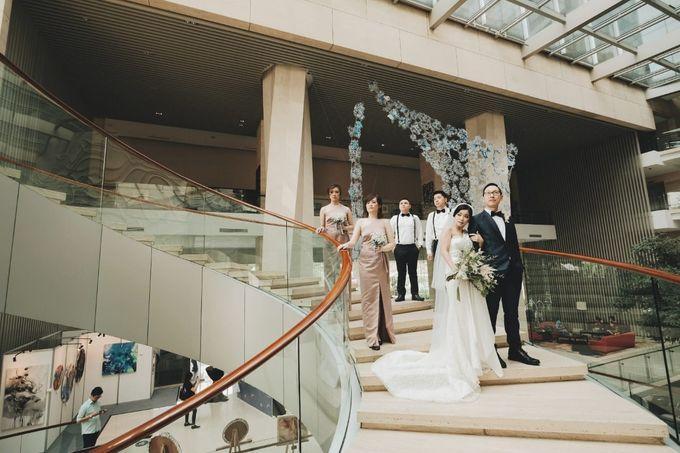 The Wedding of taufik & Winda by TurquoiSe Organizer - 025