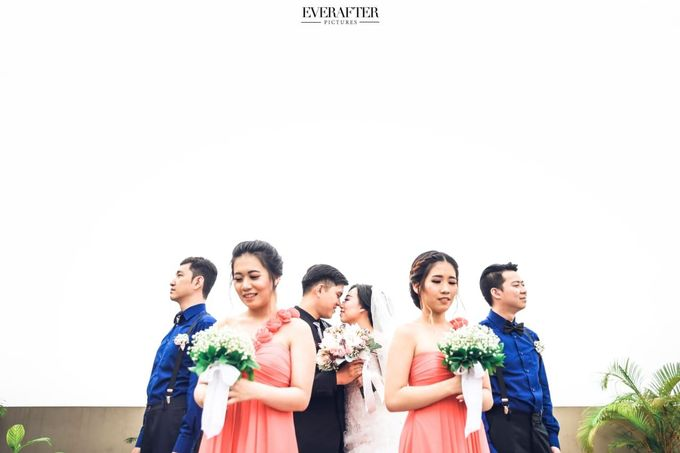 The Wedding of Ryan & Tiffany by TurquoiSe Organizer - 006