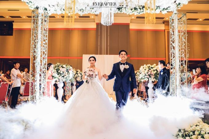 The Wedding of Ryan & Tiffany by TurquoiSe Organizer - 008