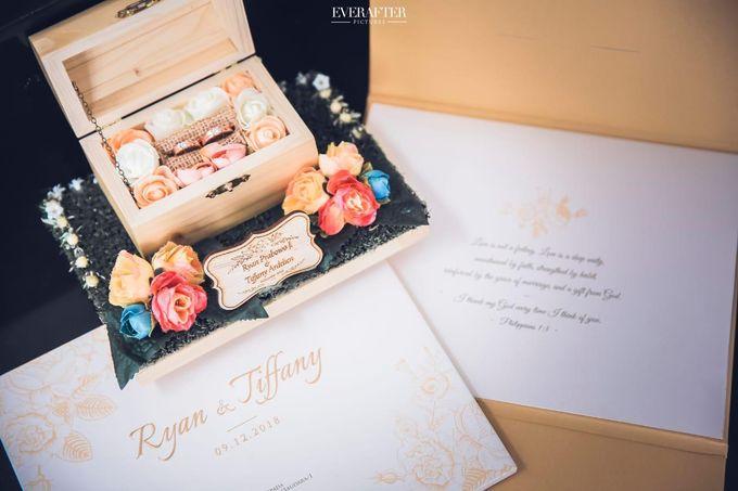 The Wedding of Ryan & Tiffany by Meltiq Invitation - 001