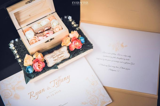 The Wedding of Ryan & Tiffany by TurquoiSe Organizer - 015