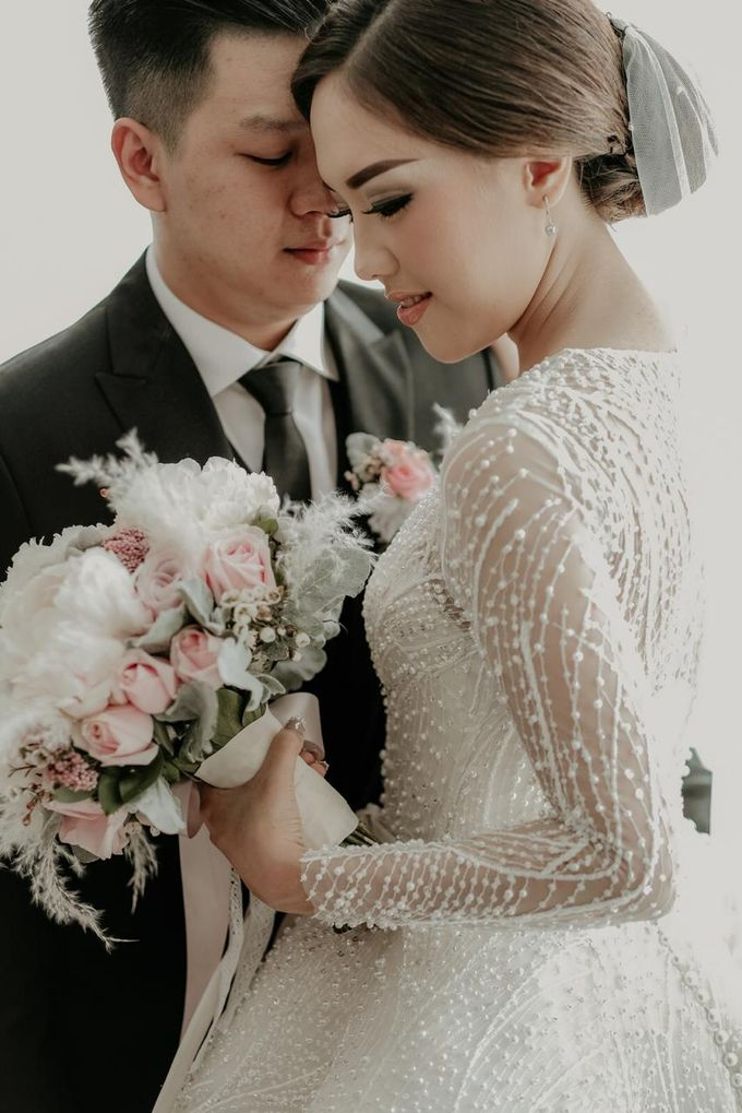 The Wedding of Ricky & Elvina by TurquoiSe Organizer - 008